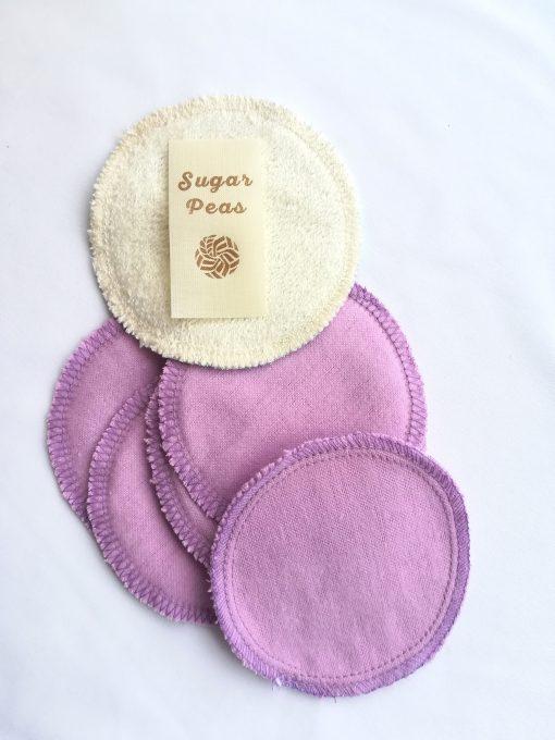 arctisztító korong lila